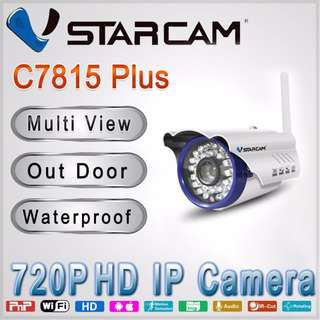 C7815 plus 720P wireless IP camera