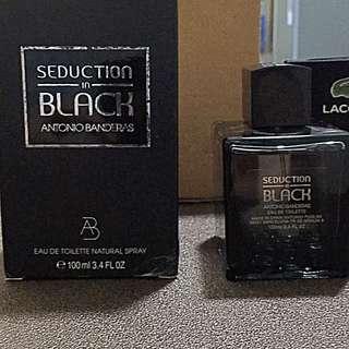 Seduction in Black (Antonio Banderas)