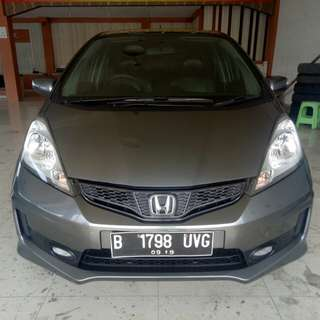 Honda jazz rs automatic 2012 tdp 10 juta