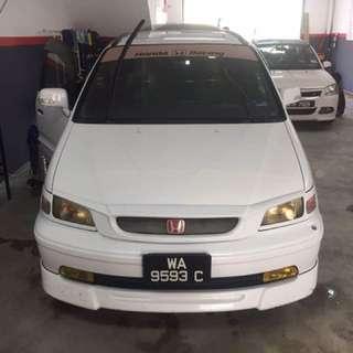 Honda mpv odyssey 2.2 (1996)