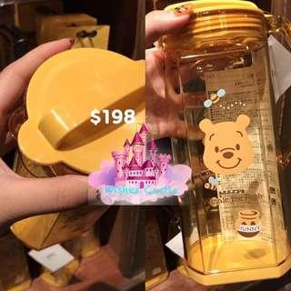 東京迪士尼樂園小熊維尼水壺