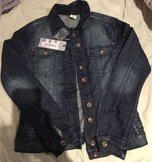 MISS Sixty jeans jacket size 12 rrp80