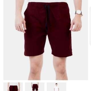 Authentic Straightforward Shorts