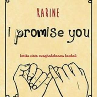 Ebook : I Promise You by Karine