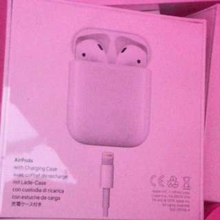 Apple Airpods HK 港版 全新未開封