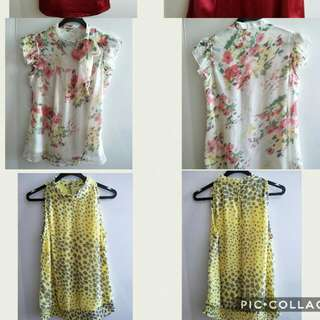 Working/Casual Blouse (S & M Size)