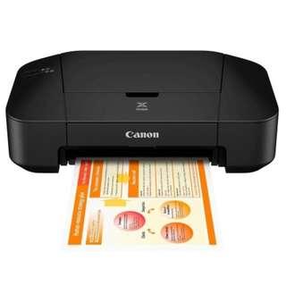 Canon PIXMA iP2870S - A4 Single Color Inkjet Printer