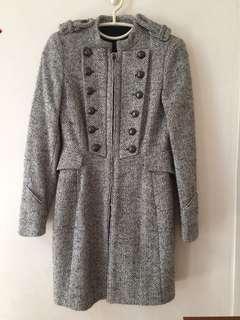 Zara Women Outerwear Warm Coat
