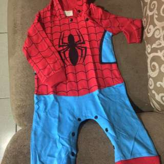 Jumper spiderman