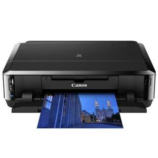 Canon PIXMA iP7270 - A4 Single-function with CD-Printable Wireless Inkjet Printer