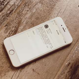 iPhone 6 gold128GB