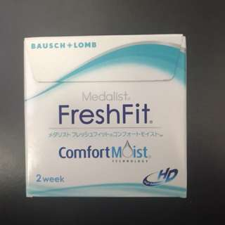 Medalist FreshFit 2 weeks disposable contact lens