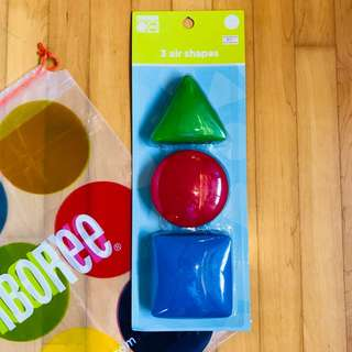 Brand New Gymboree Educational Toys - Air Shapes