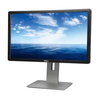 "Dell P2012HT ,VGA and DVI Interface ,Black 20"" 5ms Widescreen LED Backlight LCD Monitor"