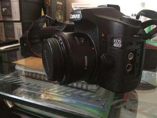 Canon 40D kiit set