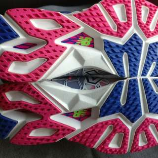 New balance womens running/tr shoes