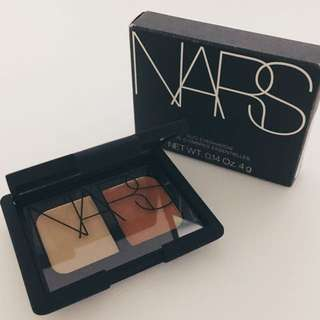 BNIB Nars Duo Eyeshadow