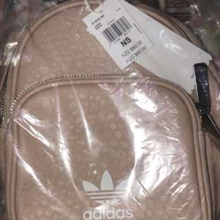 BRAND NEW MINI ADIDAS BACK PACK