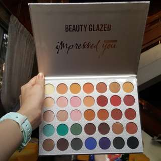Brand New Beauty Glazed Impressed You Palette