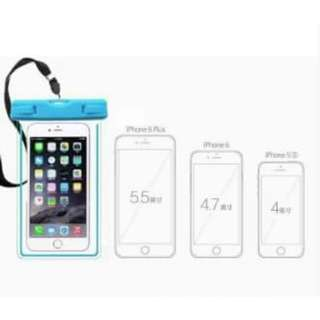 Waterproof pouch for cellphone