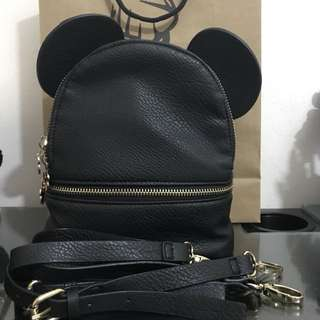 Typo Mickey Backpack