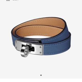 BN Hermes KDT Bleu Agate