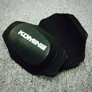 BN Komine Knee Sliders For Leather Track Racing Suit