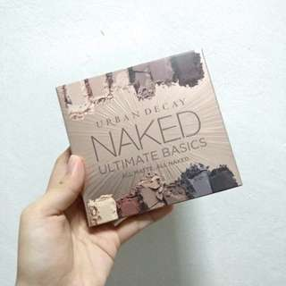 Urban Decay NAKED Ultimate Basics (Matte)