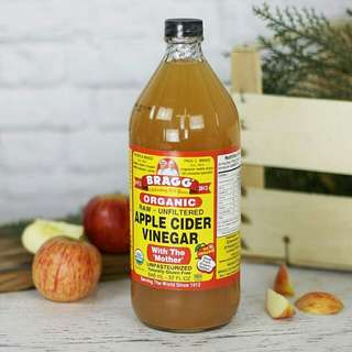 Bragg Apple Cider Vinegar (473Ml)