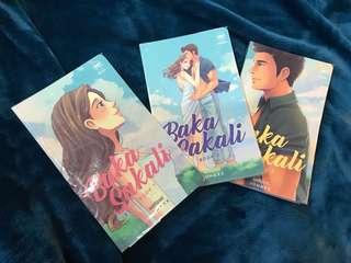Baka Sakali Book 1-3
