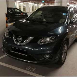 Nissan X-Trail 2.0 Auto Premium 7-Seater
