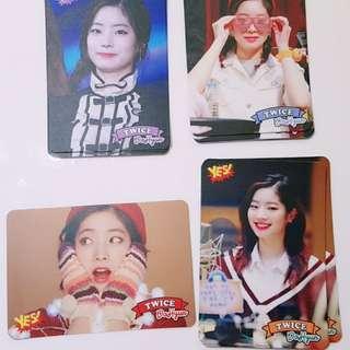 Twice專輯yes card 多賢