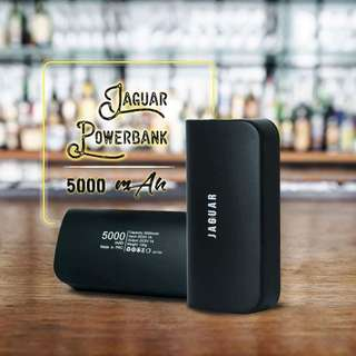 """Jaguar Powerbank 5,000 MAH perfect for all types of phone """"We guaranteed fast and easy transaction with us"""""""