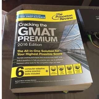 GMAT Premium Princeton Review