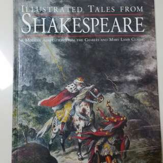 Illustrated Tales from Shakespeare by William Shakespeare
