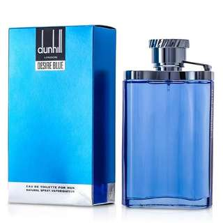 Dunhill Desire Blue EDT for Men (50ml/100ml/150ml/Tester) Alfred Dunhill London