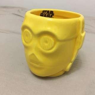 🚚 711 Star Wars 星際大戰C-3PO馬克杯