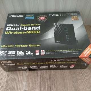 Dual-band Gigabit Router