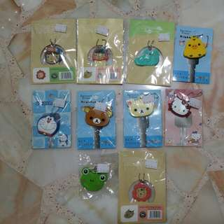 Assorted Key chains