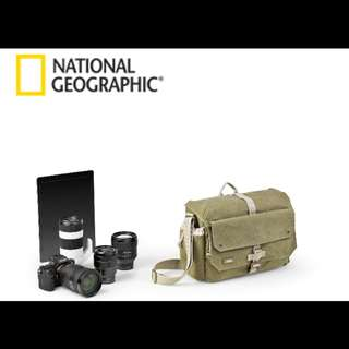 National Geographic NG B 2347 Earth Explorer Messenger S