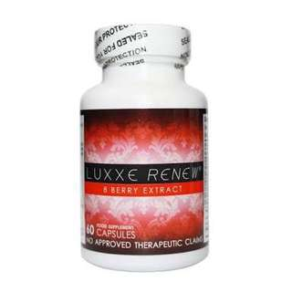 "LUXXE RENEW - ""8 Superfood in 1 Mega capsule"""