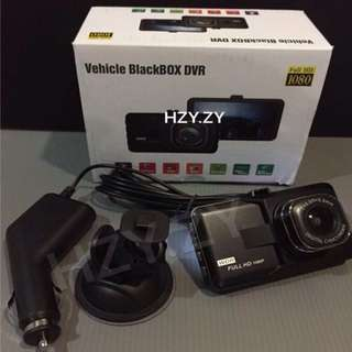 Dashcam Camera build in G-Sensor IR Night vision.3 Inches Display. Offer price at $49.00(Up $68.00)(Estimate retail price:$90++)