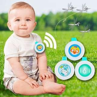 Baby guard clip mosquito repellent.. ( klip penghalau nyamok)