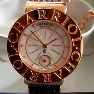 Charriol tropez ladies watch