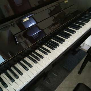 Piano, FOC but self-collect
