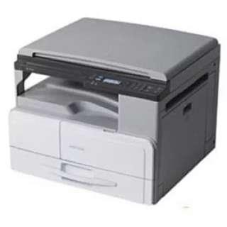 Mesin fotocopy Ricoh 2014