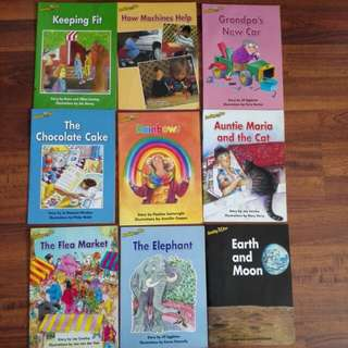 Pre school reader - Early 2