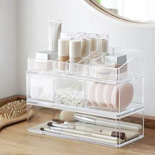 Cosmetics & Make Up Desk Organizer Holder! (Personalise it!)