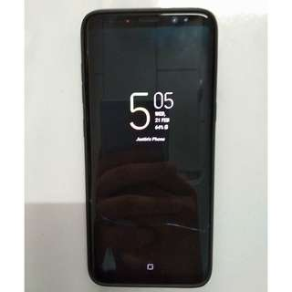 Samsung Galaxy S8(Black) 64GB