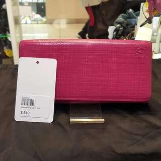 Loewe long wallet